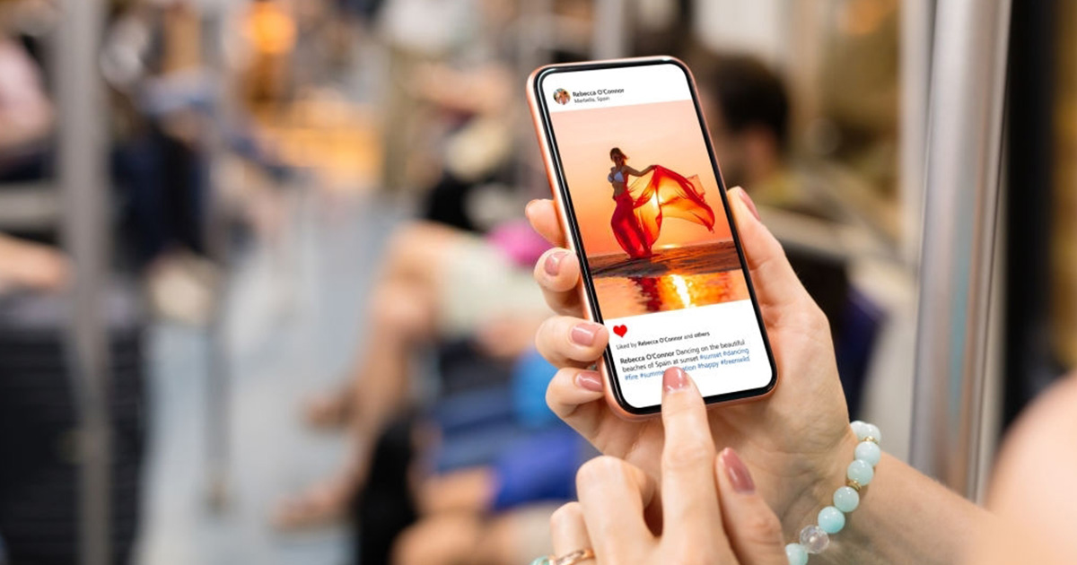 Las imágenes en redes sociales no son todo, e Instagram no es la excepción.