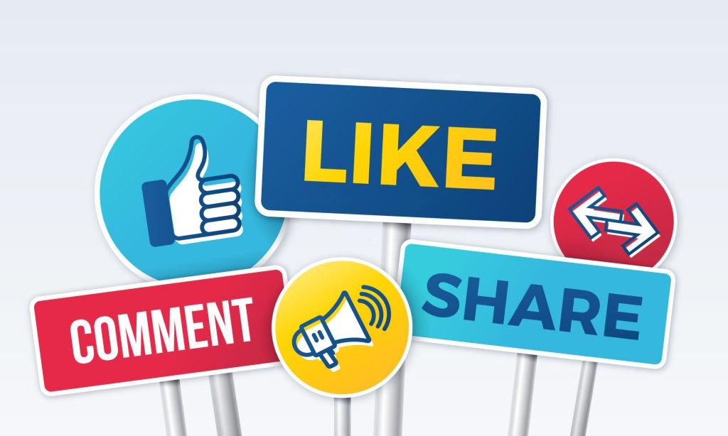 Precio Redes Sociales Bogotá - Iconos redes sociales