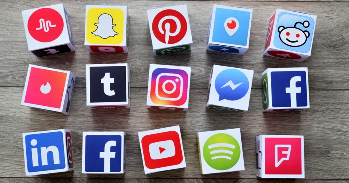 Diferentes redes sociales que emplea un Community Manager