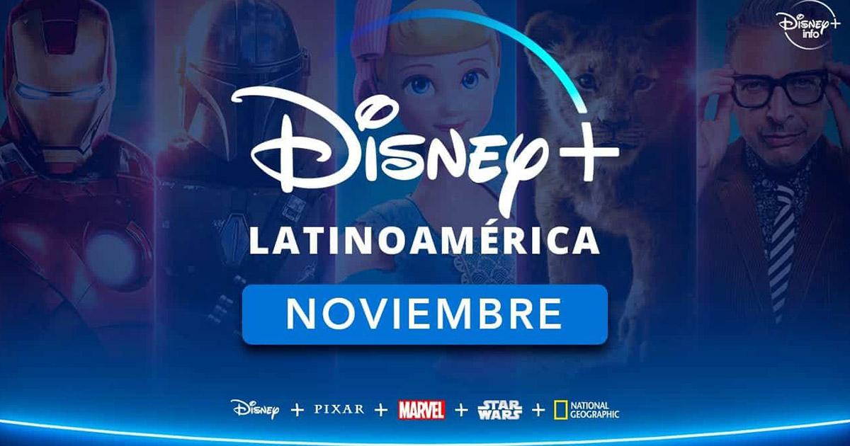 Disney Plus ya llegó a Latinoamérica y Venezuela no es la excepción