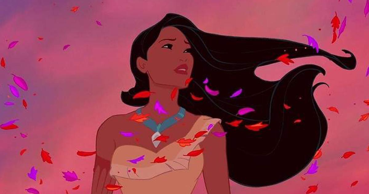 ¿Han visto que alguna princesa Disney tenga tatuajes? Pocahontas sí lo tiene y es la única chica Disney a la que se le ha visto uno.