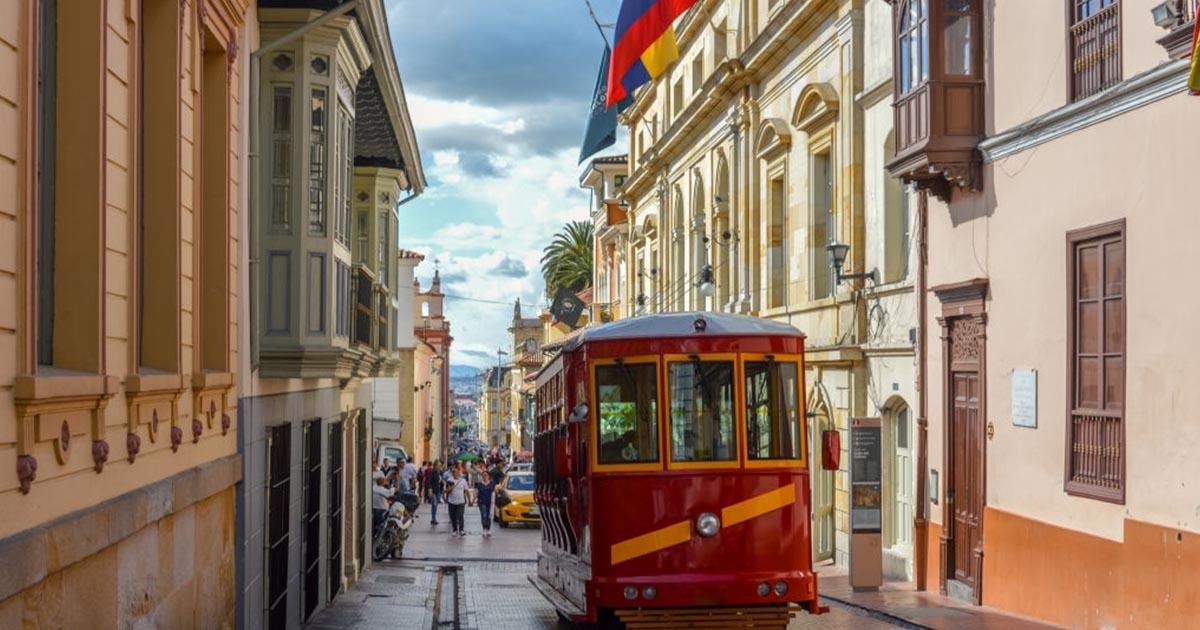 Llega a más clientes en la ciudad de Bogotá y en toda Colombia.