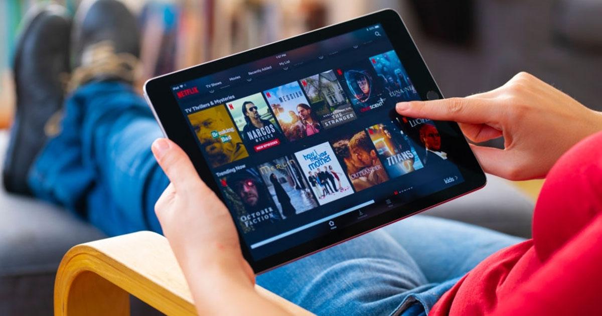 "Netflix significa ""red de películas"""