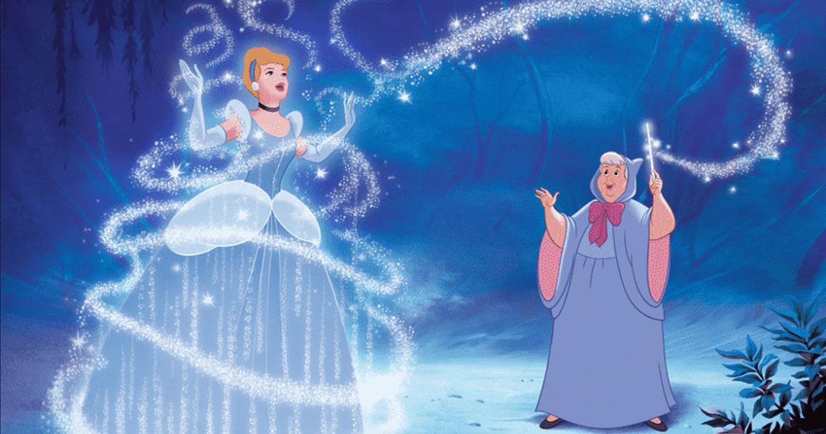 Cenicienta se convirtió en uno de los filmes más populares de Disney.