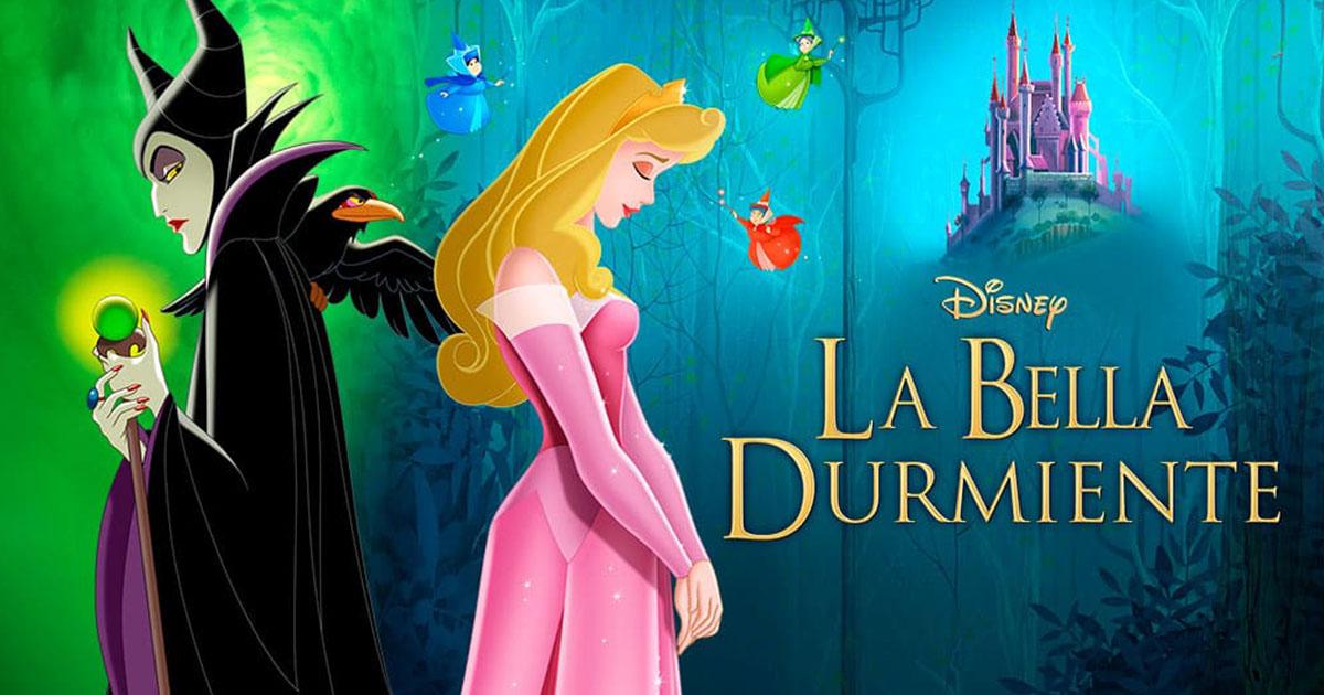 El filme relata la historia de Aurora, la princesa que fue hechizada por la malvada bruja Maléfica.